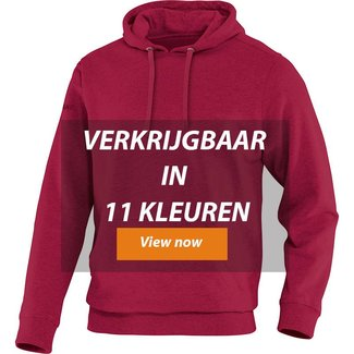 JAKO Sweater met kap Team ADULTS