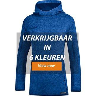 JAKO Sweater met kap Premium DAMES