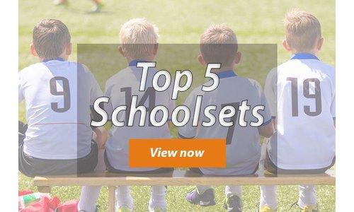 Top 5 schoolsportsets