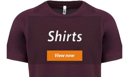 ProAct shirts