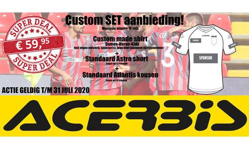 Speciale Custom made set actie