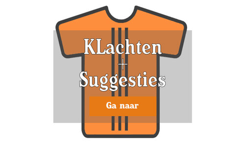 Klachten + Suggesties