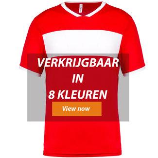 Proact Sportshirt Line KIDS voor scholen