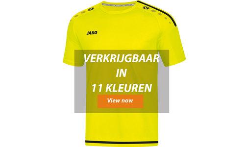 Jako shirt Striker 2.0 v.a € 14,95