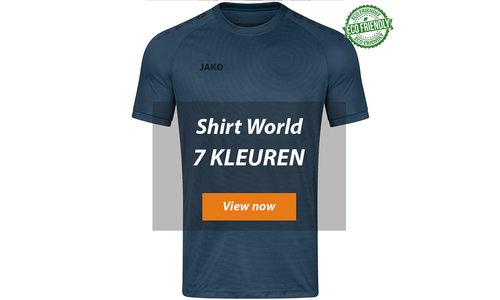 Jako shirt World € 31,95