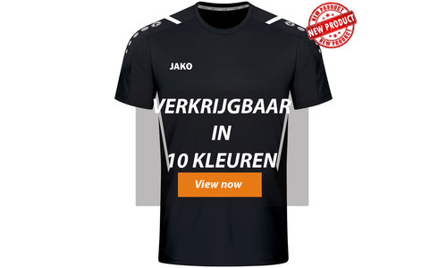Jako shirt Challenge v.a. € 14,95