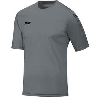 JAKO Shirt Team Steengrijs