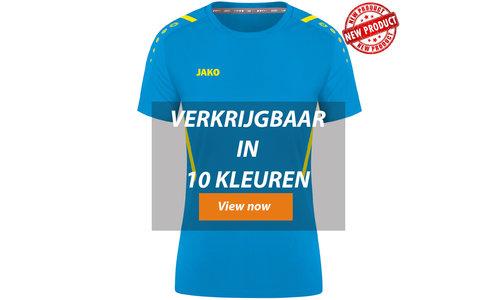 Jako Dames shirt Challenge