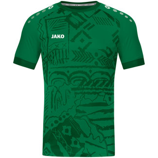 JAKO Shirt Tropicana Sportgroen