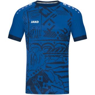 JAKO Shirt Tropicana Sportroyal-navy