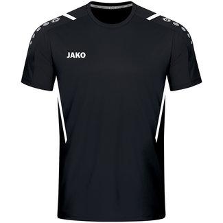 JAKO Shirt Challenge Zwart-Wit