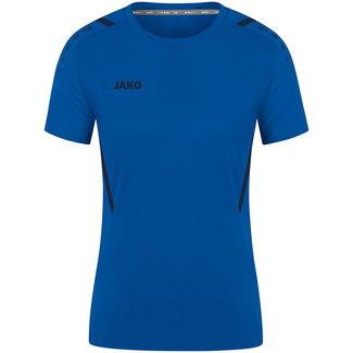 JAKO Shirt Challenge Dames Royal-Marine