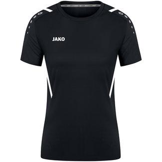 JAKO Shirt Challenge Dames Zwart-Wit