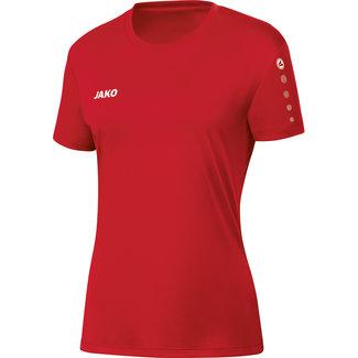 JAKO Dames shirt Team - Sportrood