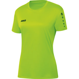 JAKO Dames shirt Team - Fluogroen