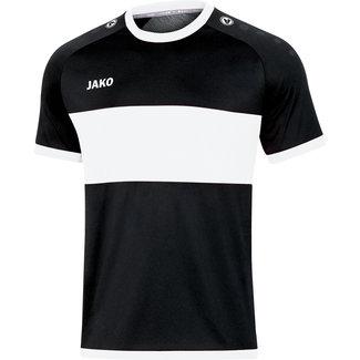 JAKO shirt Boca Zwart-Wit