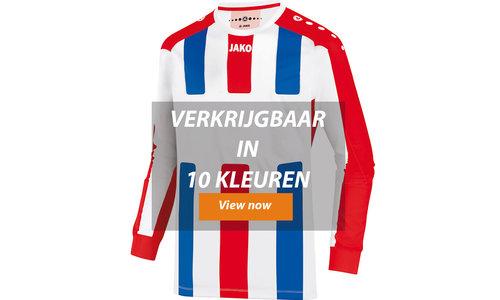 Jako shirt Milan Long Sleeve v.a. € 20.95