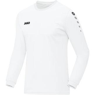 JAKO Shirt Team Lange mouw  - Wit