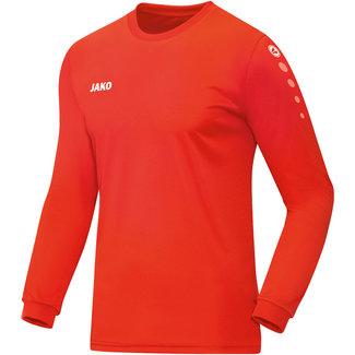 JAKO Shirt Team Lange mouw - Flame