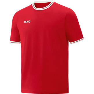 JAKO Shooting shirt Center 2.0 - Rood-Wit