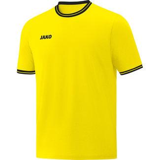 JAKO Shooting shirt Center 2.0 - Citroen-Zwart
