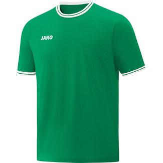 JAKO Shooting shirt Center 2.0 - Sportgroen-Wit