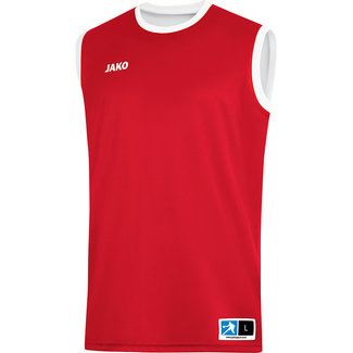 JAKO Reversible shirt Change 2.0 Rood-Wit