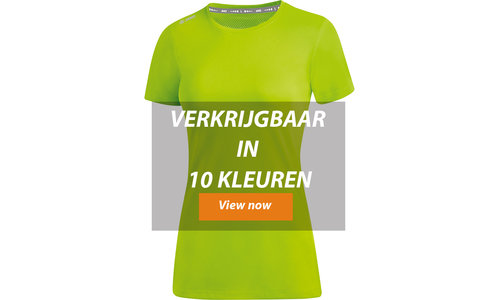Jako Shirt Run 2.0 Dames