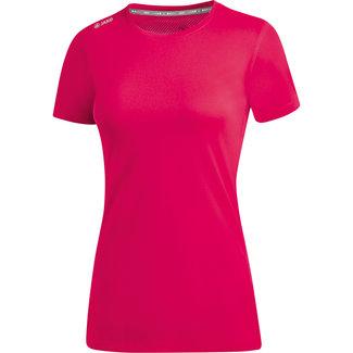 JAKO Shirt Run 2.0 Dames Pink