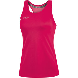 JAKO Tank Top Run 2.0 Dames Pink