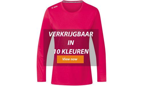 Jako shirt Run 2.0 Longsleeve Dames