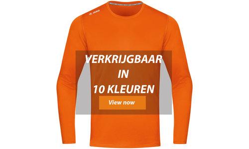 Jako shirt Run 2.0 Longsleeve v.a € 14,95