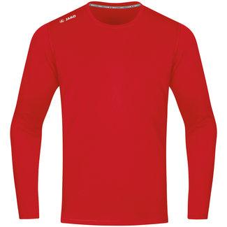 JAKO Shirt Run 2.0 longsleeve Rood