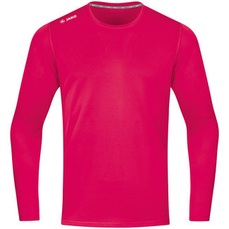 JAKO Shirt Run 2.0 longsleeve Pink
