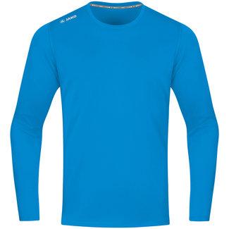 JAKO Shirt Run 2.0 longsleeve Jakoblauw