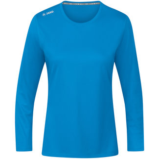 JAKO Shirt Run 2.0 longsleeve Dames Jakoblauw