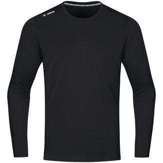 JAKO Shirt Run 2.0 longsleeve Dames Zwart
