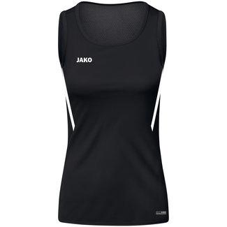 JAKO Tanktop Challenge Dames - Meisjes Zwart-Wit