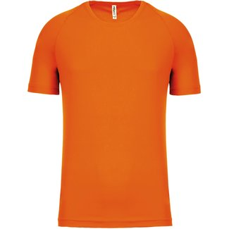 Proact Shirt Basic UNI+KIDS-Fluo oranje