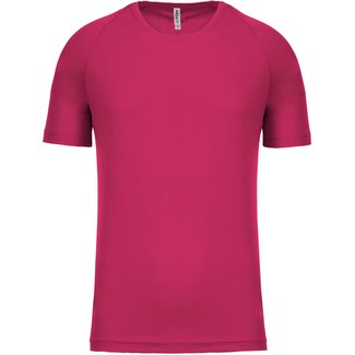 Proact Shirt Basic UNI+KIDS-Fuchsia