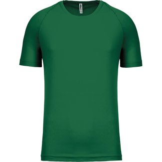 Proact Shirt Basic UNI+KIDS-Kelly-Green
