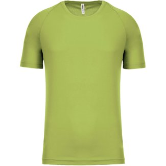Proact Shirt Basic UNI+KIDS-Lime