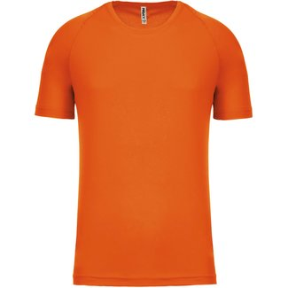 Proact Shirt Basic UNI+KIDS-Orange