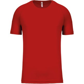 Proact Shirt Basic UNI+KIDS-Red