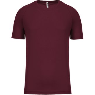 Proact Shirt Basic UNI+KIDS-Wine