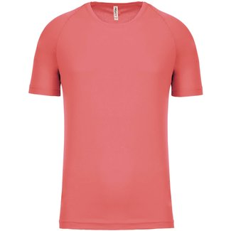 Proact Shirt Basic UNI+KIDS-Coral