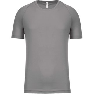 Proact Shirt Basic UNI-Fine Grey