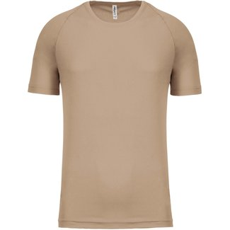 Proact Shirt Basic UNI-Fine Sand
