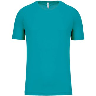 Proact Shirt Basic UNI-Light Turquoise