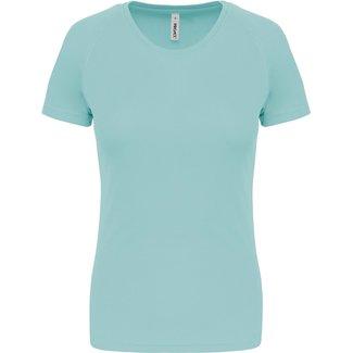 Proact Sportshirt Basic Dames - Ice Mint